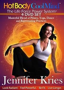 Jennifer Kries: Hot Body Cool Mind 4-DVD Set