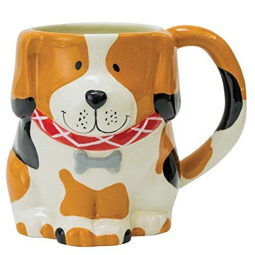 Figural Mug - Boston Warehouse Figural Dog Mug