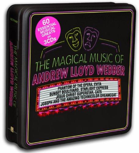 Magical Music of Andrew Lloyd Webber (Andrew Webber Lloyd Music)
