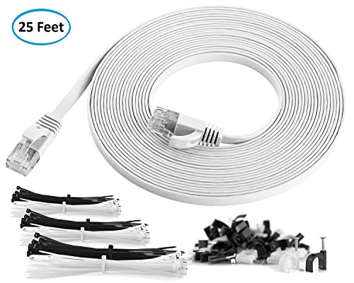 100ft Cat5 Orange Patch Cord - 4