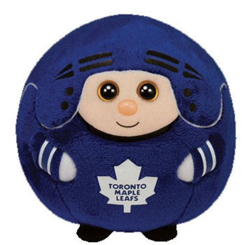 Ty Beanie Ballz Toronto Maple Leafs Plush, NHL