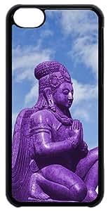 Iphone funda rigida 5C Zen Buddha Yoga Parma