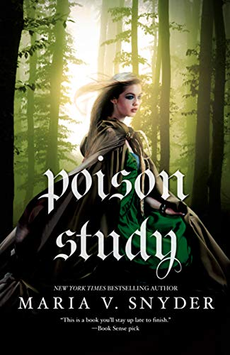 poison study series are great fantasy books