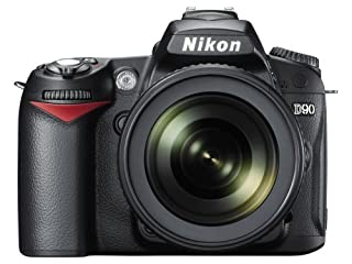 Nikon D90 DX 12.3MP Digital SLR Camera with Nikkor Zoom Lens (B001ENOZY4) | Amazon price tracker / tracking, Amazon price history charts, Amazon price watches, Amazon price drop alerts