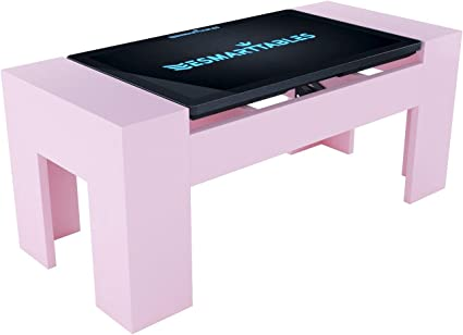 Esmarttables 27 Touch Smart Table (Rosa): Amazon.es: Hogar