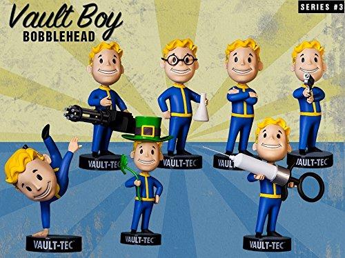 ヴォルトボーイ 7体セット 「Fallout 3」 ボブルヘッド シーズン3