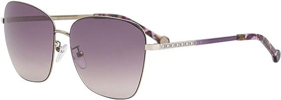 Carolina Herrera Gafas de Sol Mujer SHE103598FEX (Diametro 59 mm), Purple, Talla Unica Unisex-Adult: Amazon.es: Ropa y accesorios
