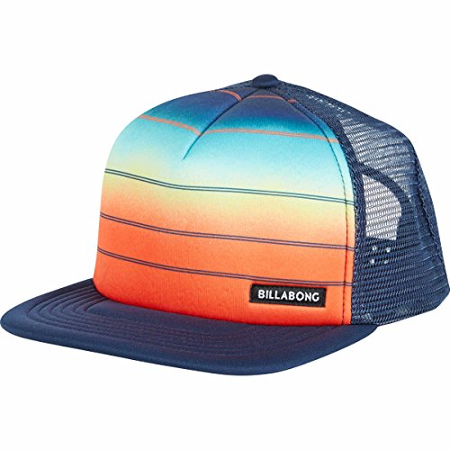 Billabong Men's 73 Trucker, Orange, (Billabong Trucker Hat)