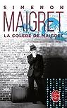 La Colère de Maigret par Simenon
