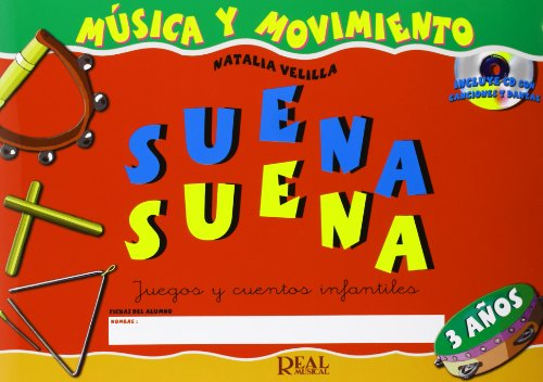 Descargar Libro Suena Suena 3 Anos + Cd Velilla Natalia