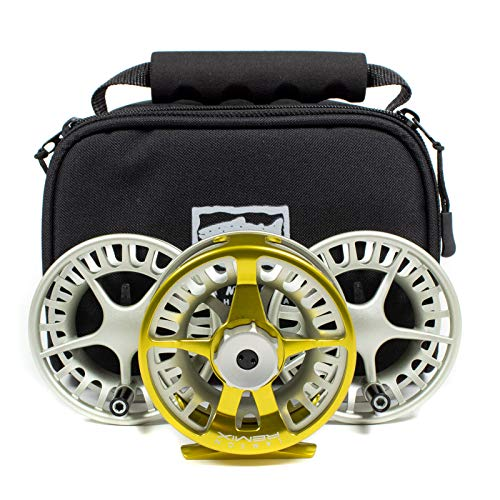 (Lamson Remix Fly Reel 3-Pack - Sublime (2))