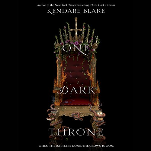 One Dark Throne Audiobook [Free Download by Trial] thumbnail
