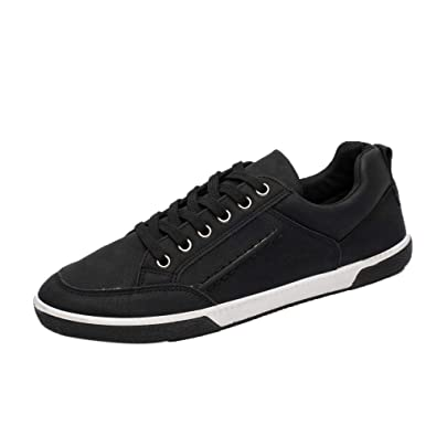 b07953c9504 Christalor Mens Mesh Running Trainers Athletic Walking Gym Shoes Sport Run