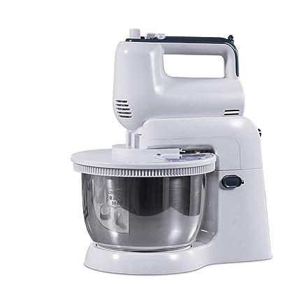 Virtpers Batidora de pie eléctrica eléctrica 300W 220V Mezclador multifunción de Alimentos con electrodomésticos de Cocina