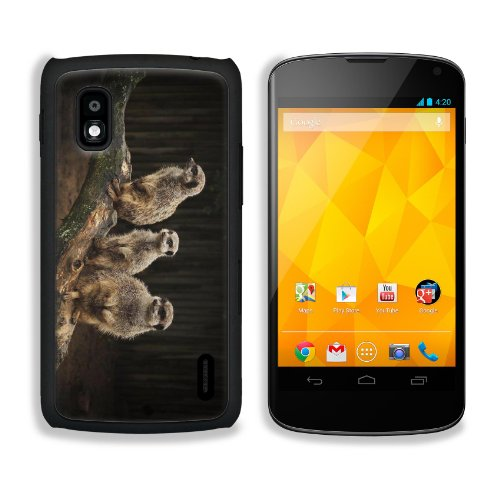Meerkat Wild Animal Mammal Mongoose Nature Wildlife Google Nexus 4 Mako Snap Cover Case Premium Leather Customized Made to Order Support Ready 5 3/16 inch (132mm) x 2 13/16 inch (72mm) x 4/8 inch (12mm) Liil Nexus_4 Professional Cases Touch Accessories Graphic Covers Designed Model HD Template Designed Wallpaper Photo Jacket Wifi 16gb 32gb 64gb Luxury Protector Wireless Cellphone Cell Phone