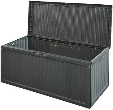 BAUL JARDIN 120X52X55 CM. 350 LTRS.: Amazon.es: Bricolaje y herramientas