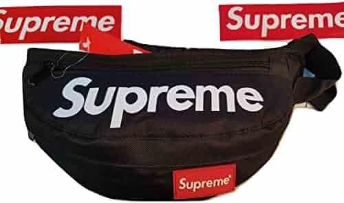 Supreme Fanny Bag Pack Waist Shoulder Style Classic Box Logo