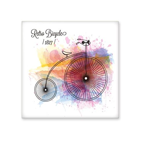 hot sale 2017 Graffiti Street Culture Colorful Bicycle Hand-Decorated Sketch Design Art Illustration Pattern Ceramic Bisque Tiles for Decorating Bathroom Decor Kitchen Ceramic Tiles Wall Tiles