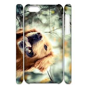ALICASE Design Diy hard Case Cute Dog For Iphone 4/4s [Pattern-2]