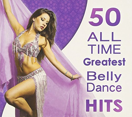 50 All Time Greatest Bellydance Hits (Belly Dance Cd)