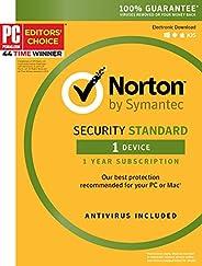 Norton Security Standard - 1 Device [Key Card] - 2019 Ready