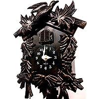 WC2070 - Reloj Cuckoo Walplus Bosque Negro, 36
