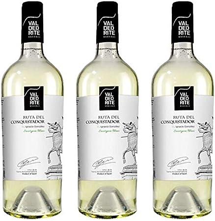 Carmelo rodero Vino tinto - 3 botellas x 750ml - total: 2250 ml