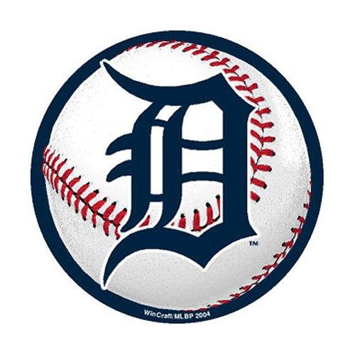 Mlb Precision Cut Magnet - Wincraft Detroit Tigers MLB Precision Cut Magnet