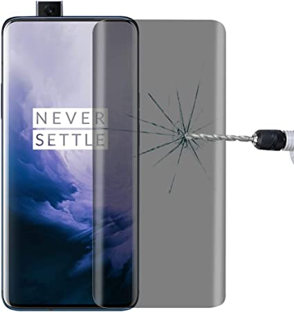 JIANGNIUS Screen Protectors 25 PCS 9H 3D Curved Full Screen Tempered Glass Film for Sony Xperia 10