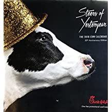 2018 Chick-fil-A Cow Calendar