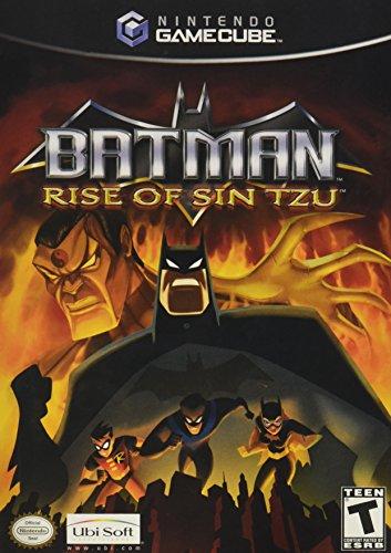 Batman: Rise of Sin Tzu (Rise Batman)