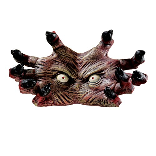 Design Toscano The Creepy Thing Wall Sculpture - Zombie Statue -