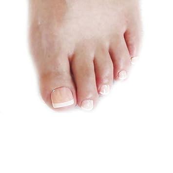 huuation uñas productos accesorios uñas Uña productos en francés Kit de uñas uñas postizas uñas de acrílico para uñas decoraciones salón: Amazon.es: Belleza