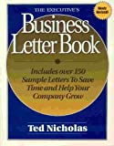 img - for The Executive's Business Letter Book book / textbook / text book