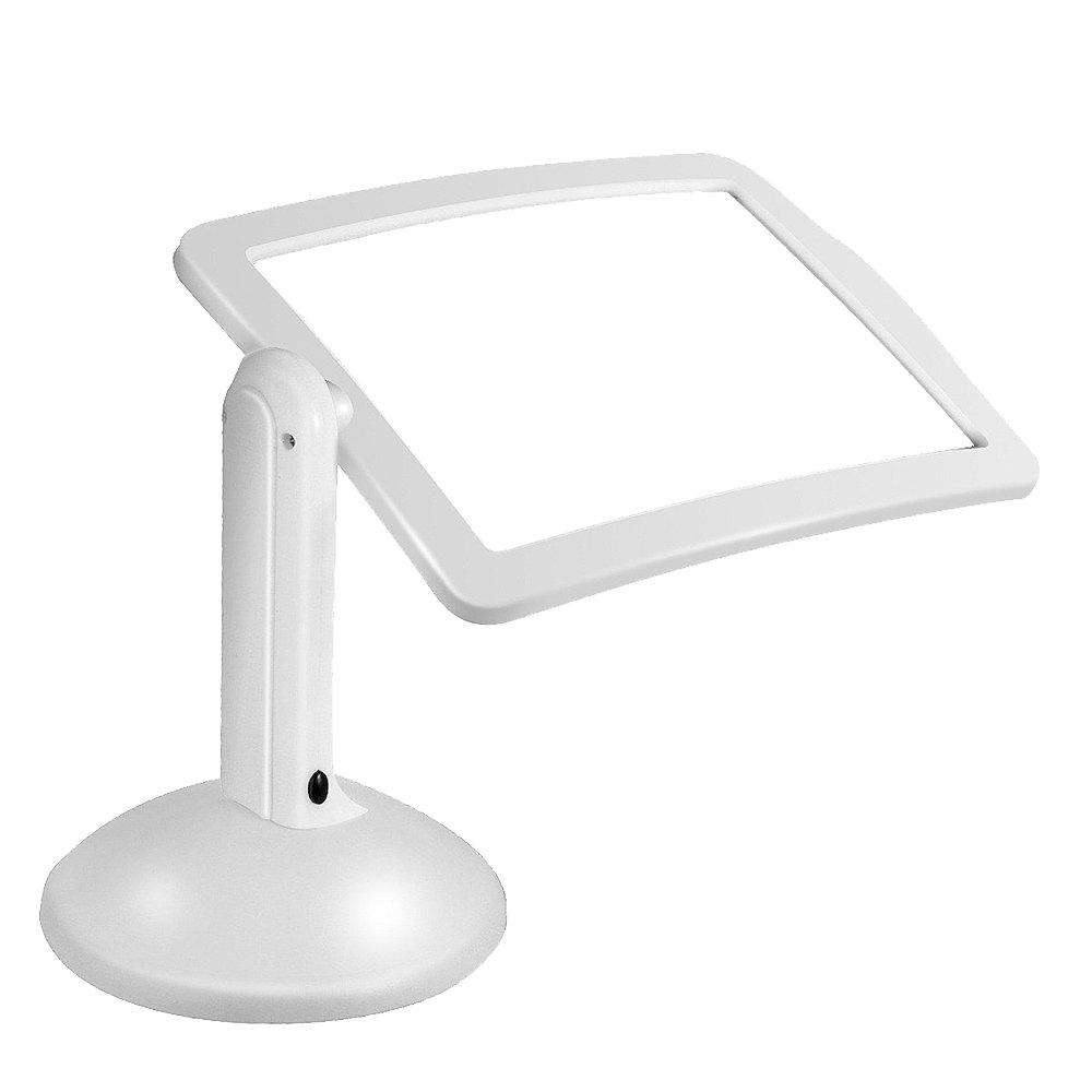Rotate Desktop Light Table Lamp Magnifying Tool Gadget School 3X Practical