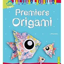 Premiers origami (Les petits créateurs) (French Edition)