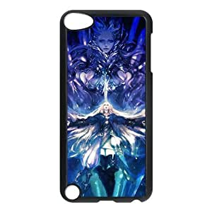 Final Fantasy ipod Touch 5 Case Black Phone Accessories JV219084