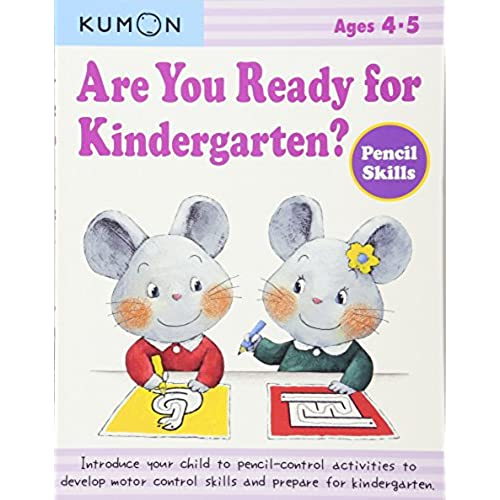 Kumon Workbooks Kindergarten: Amazon.com