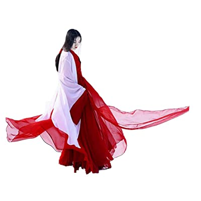 Chinese Ancient Classic Traditional Embroidery Han Fu Costumes Men Women Hanfu