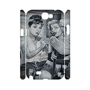audrey hepburn quotes Cheap Custom 3D Cell Phone Ipod Touch 4 , audrey hepburn quotes Ipod Touch 4 3D Case