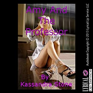 Amy and the Professor Audiobook