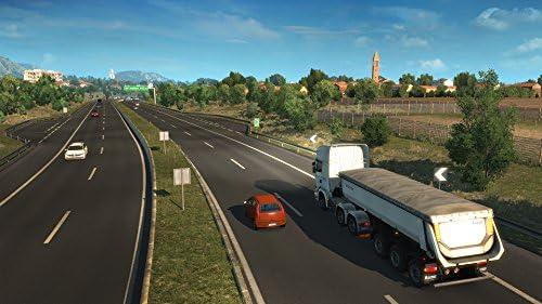 Euro Truck Simulator 2: Italia [Importación alemana]: Amazon.es: Videojuegos