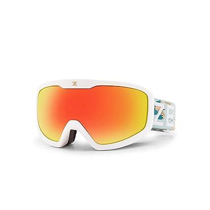f7fcc95dc2e Zeal Optics Tramline - Full Frame Ski   Snowboard Goggles - Alpine Camo  Frame
