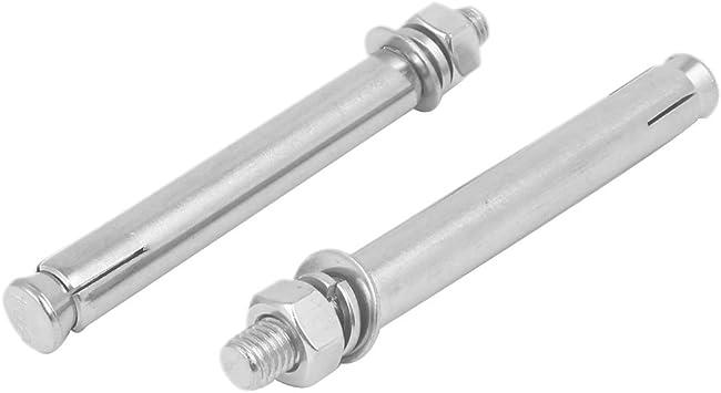 1//8 X 1-3//4 X 7//32 Oval HD SEMI-Tubular Steel Rivets ZINC Plated/_1000 pcs Box
