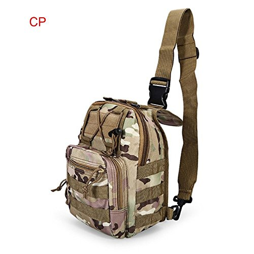 Greenpromise 600D Military Tactical Rucksack Camping Wandern Camouflage Schultertasche Jagd Rucksack UTILITY CP rHAThiHw