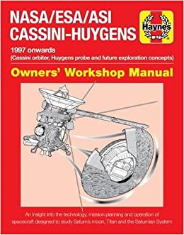 Descargar Libros En Gratis Nasa/esa/asi Cassini-huygens Owners' Workshop Manual: 1997 Onwards Gratis Formato Epub