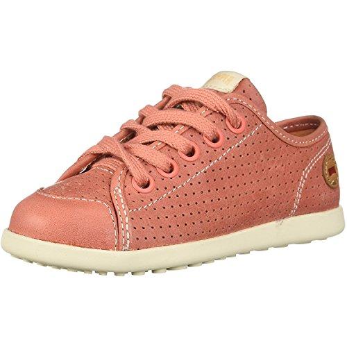 Camper Kids Girls' Noon K800167 Sneaker, Pink, 38 M EU Big Kid (7 US)