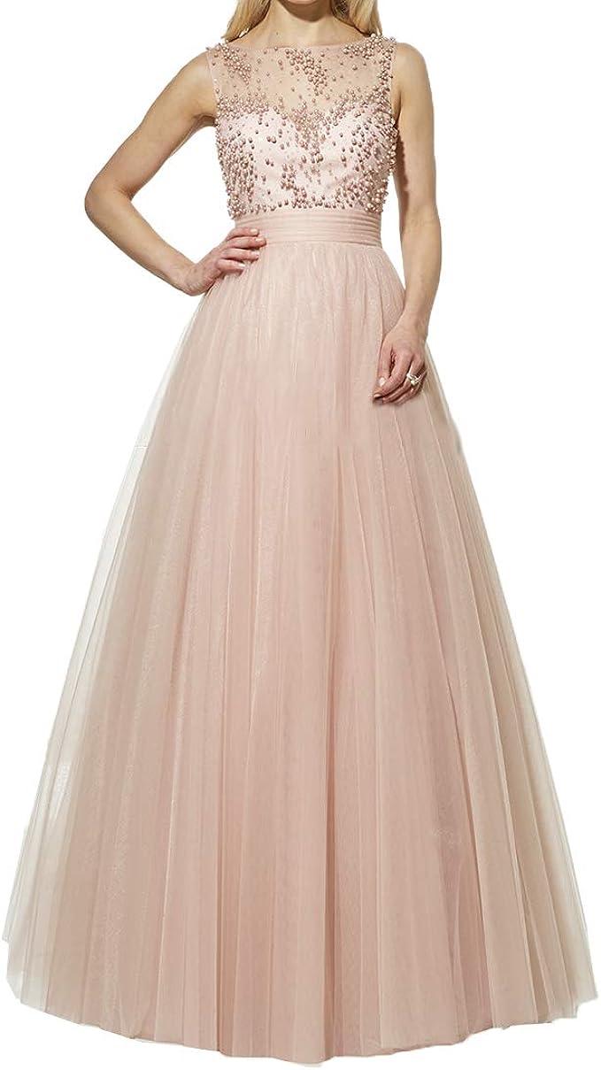 Royaldress Damen 12 neu rosa elegant Abendkleider
