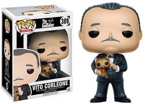 Funko POP! Movies ~ VITO CORLEONE VINYL FIGURE ~ The Godfath