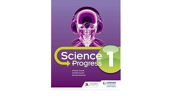 KS 3 Science Progress Student Book 1: Andrea Coates: 9781471801426 ...
